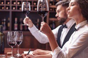 analisis sensorial del vino