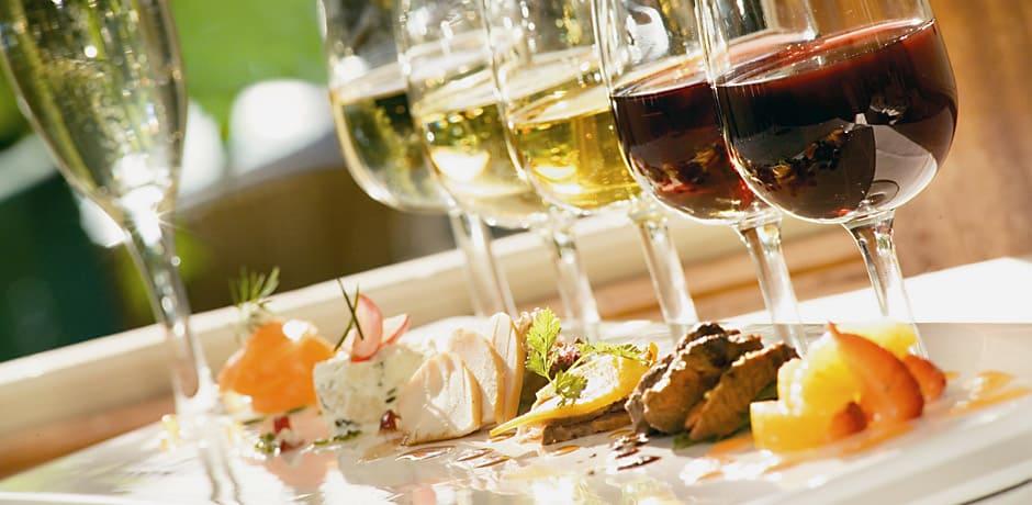 armonía vino gastronomía