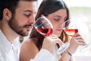 equlibrio de sabores en el vino