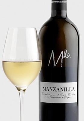 vinos manzanilla
