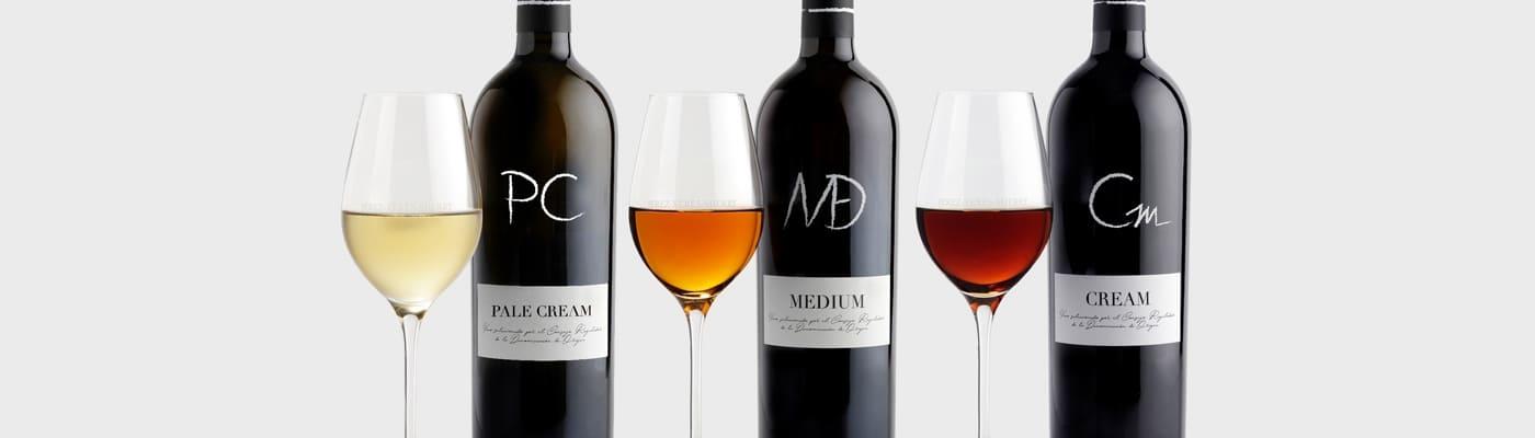 vinos generosos licor