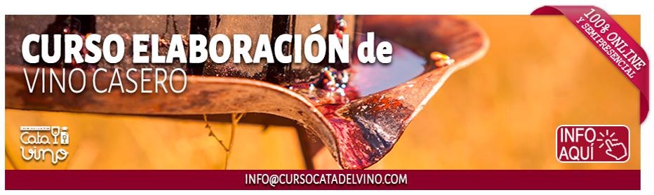 curso elaboración vino casero