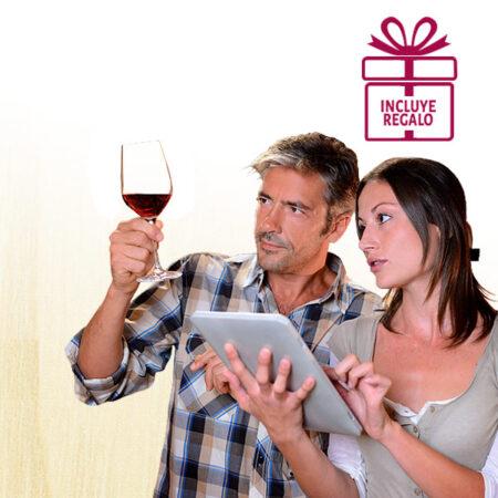 Curso online de iniciación a la cata del vino