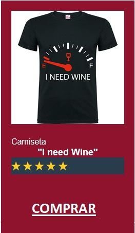 camiseta i need wine