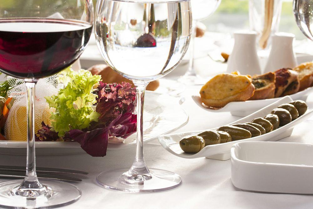 armonizar comidas y vinos