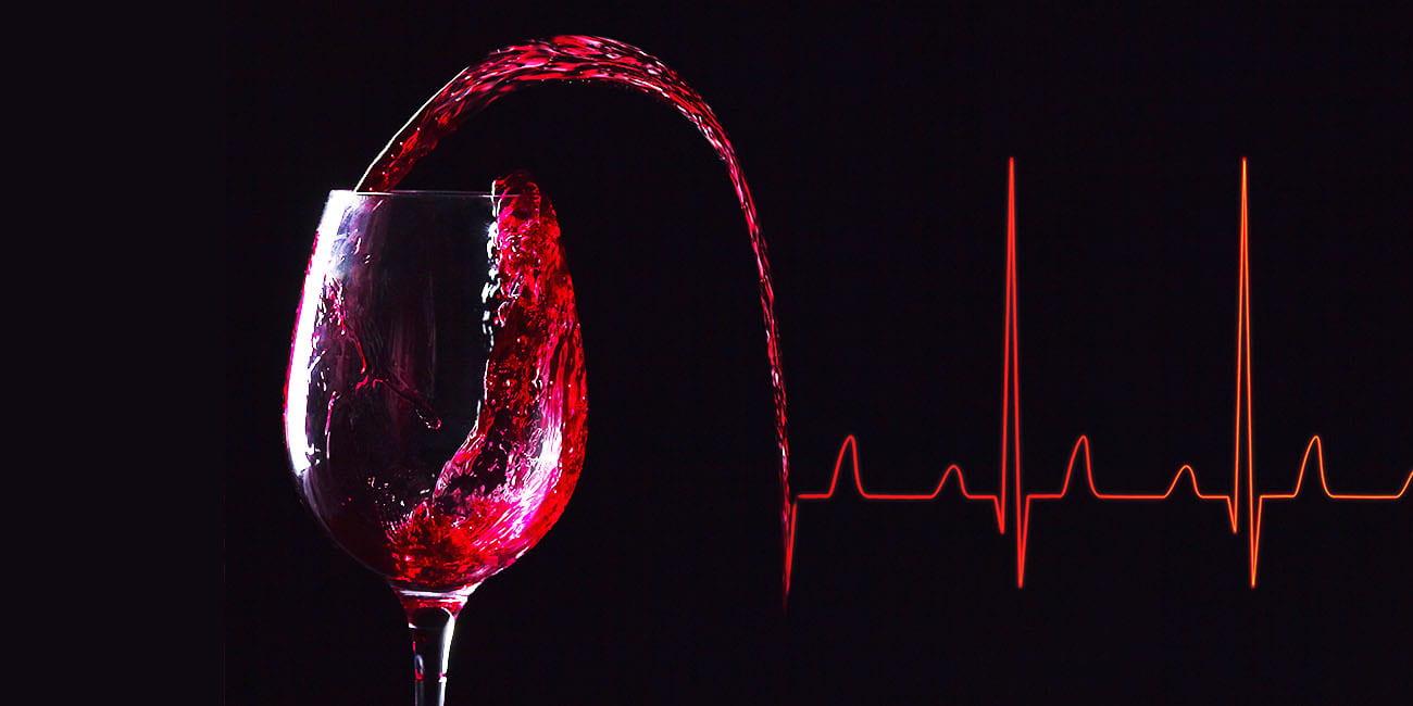 consumo moderado vino salud