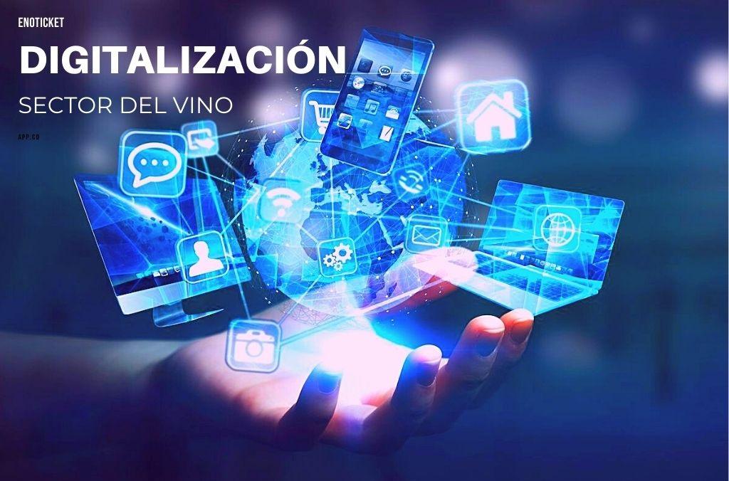 digitalización sector vino